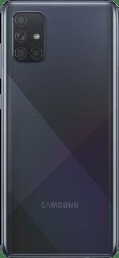 Samsung Galaxy A71 back