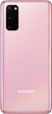Samsung Galaxy S20 back