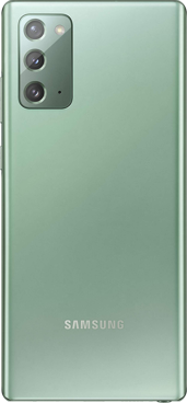 Samsung Galaxy Note 20 4G back