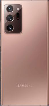 Samsung Galaxy Note 20 Ultra 5G back