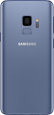 Samsung Galaxy S9 back