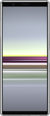 Sony Xperia 5 front