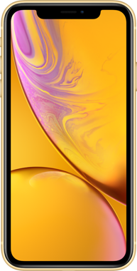 Apple iPhone XR front