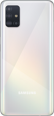 Samsung Galaxy A51 back