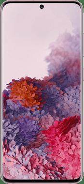 Samsung Galaxy S20 front