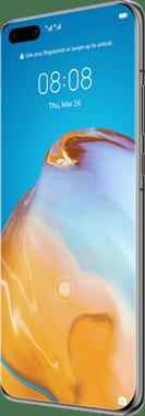 Huawei P40 Pro side