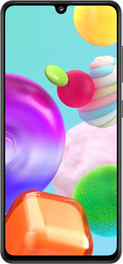 Samsung Galaxy A41 front