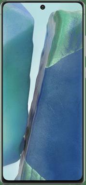 Samsung Galaxy Note 20 4G front