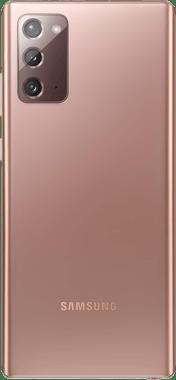 Samsung Galaxy Note 20 5G back