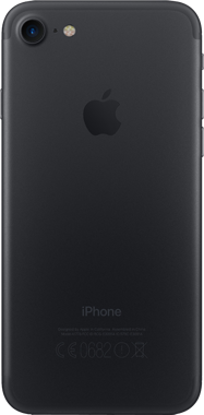 Apple iPhone 7 back