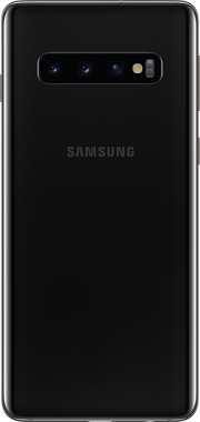 Samsung Galaxy S10 back