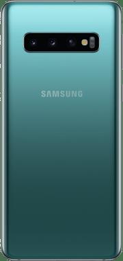 Samsung Galaxy S10 back