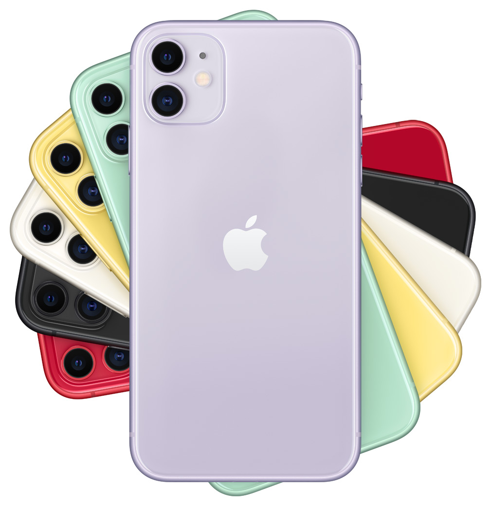 apple iphone 11 handsets